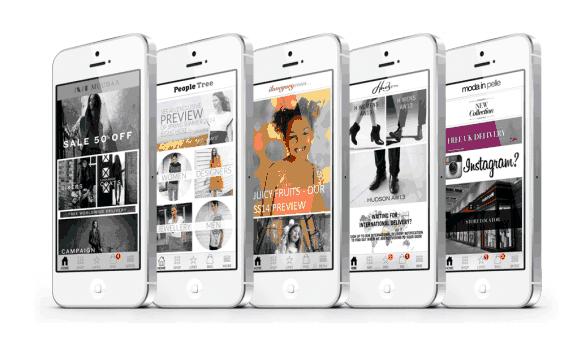 christmas shopping mobile apps