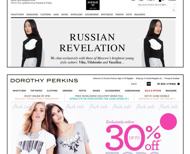 39a659543c5 Why every fashion retail website looks the same