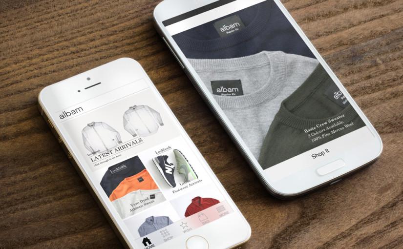 albam mobile app