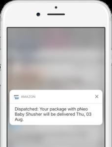 Amazon push notification   Poq - the app commerce company