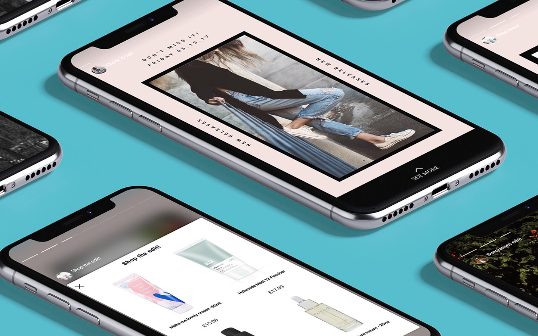 App Stories Poq platform release