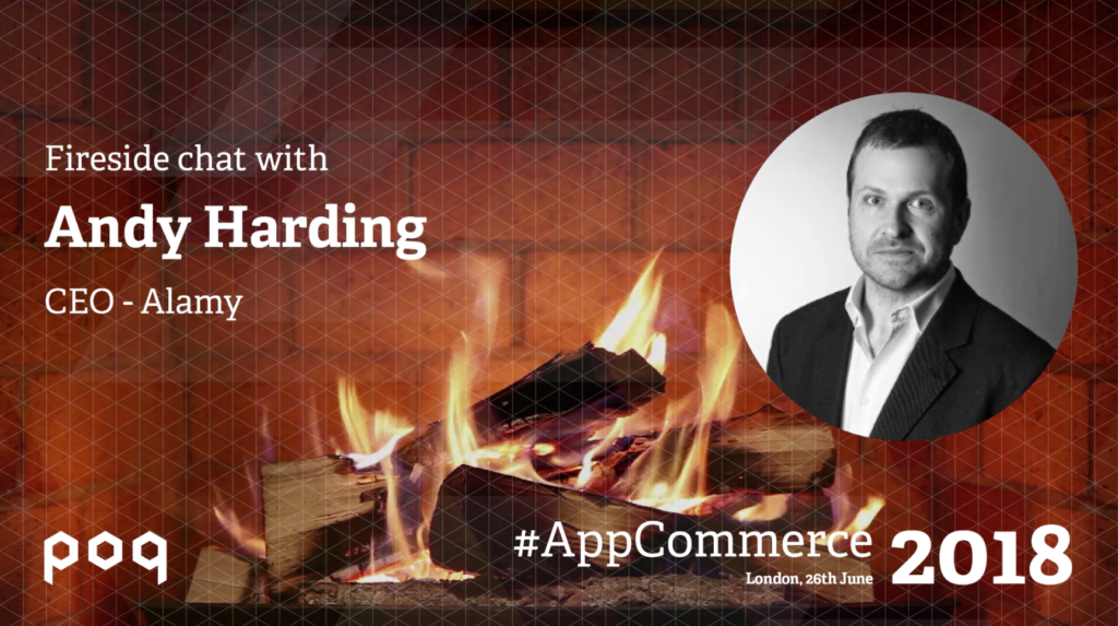 Andy Harding #AppCommerce 2018 | Poq - The app commerce company