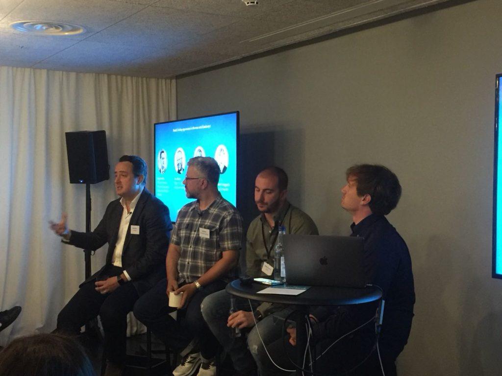 Panel - Driving App Success #AppCommerce 2018 | Poq - The app commerce company