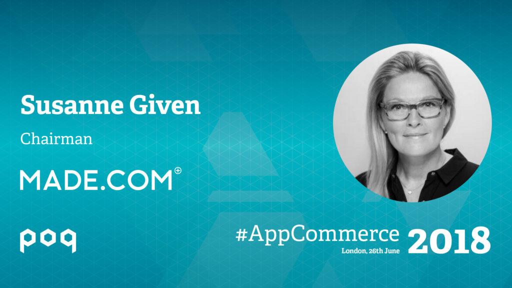 Susanne Given Slide | Poq - the app commerce company