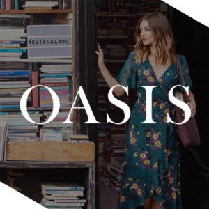 Oasis Fashion | Poq - The app commerce company