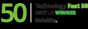 Deloitte Fast50 Winner UK PRI RGB_300dpi | Poq - The app commerce company