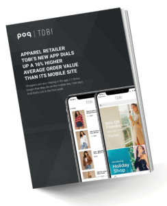 Tobi Case Study Cover | Poq - the app commerce company