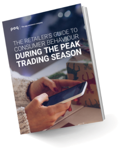 The retailer's guide to consumer behaviour during the peak trading season | Poq - The app commerce company