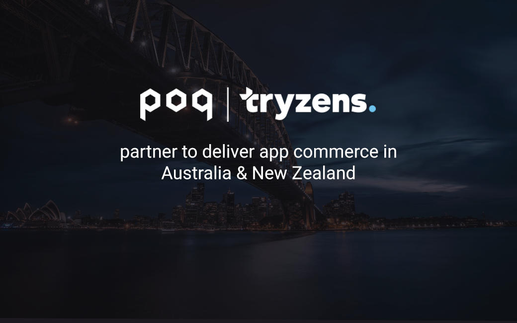 Tryzens & Poq partnership blog header