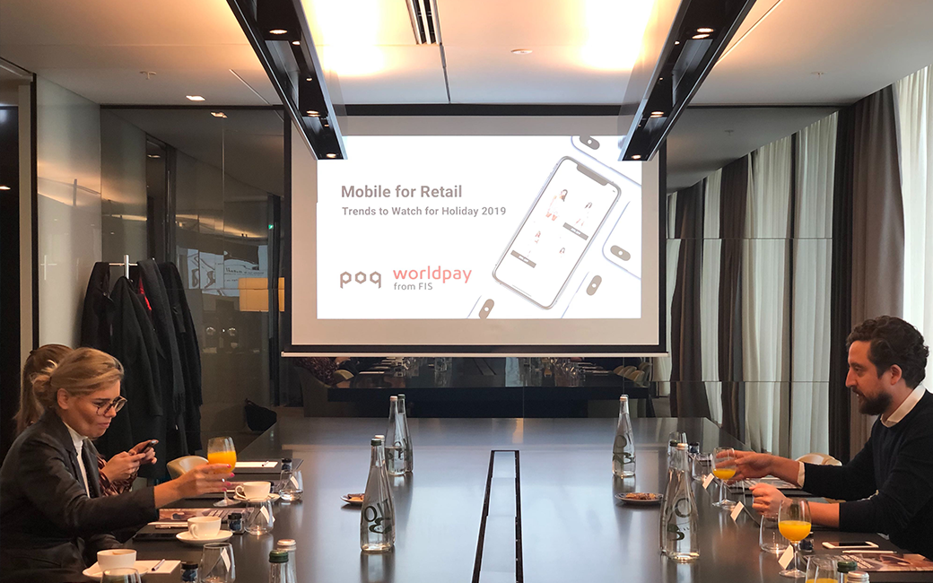 Worldpay Amsterdam Breakfast